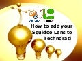 How to add your squidoo lens to Technorati
