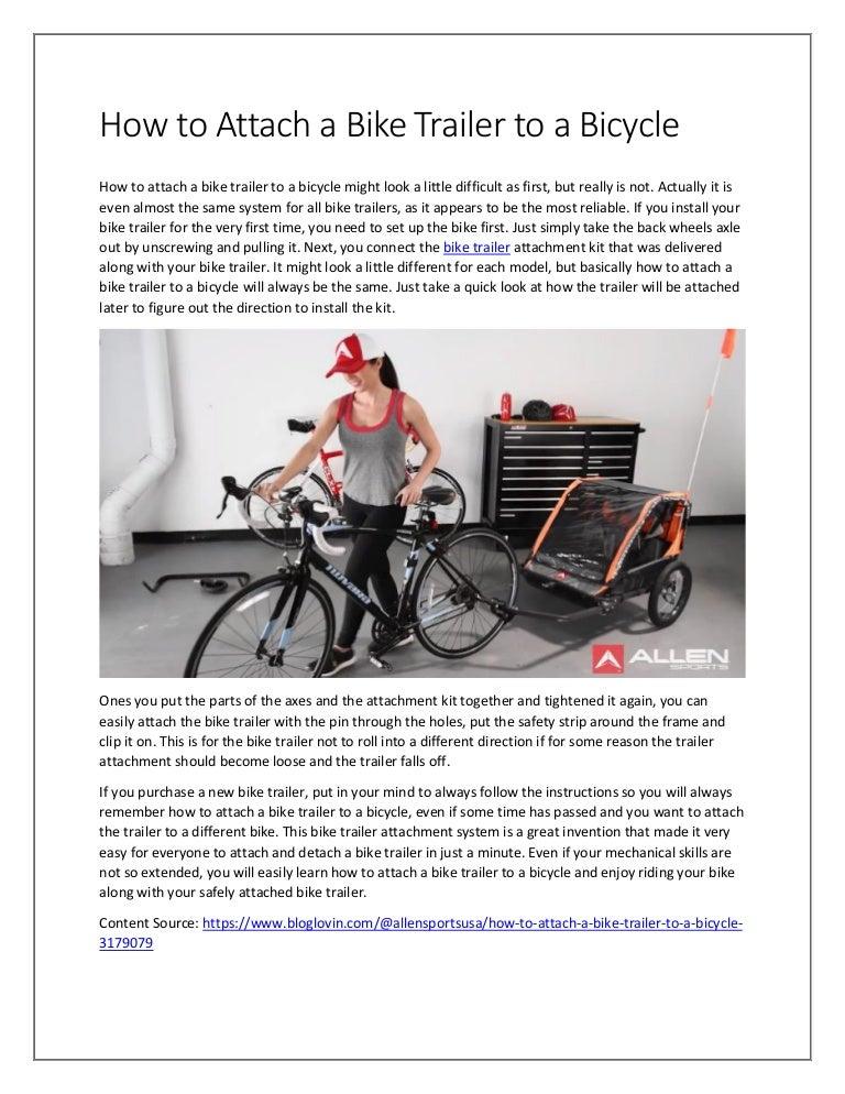 Bike Trailer Clip Online Sale, UP TO 57% OFF