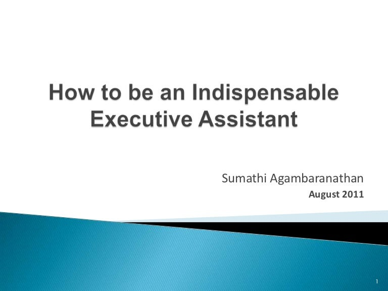 Administrative assistant tips success