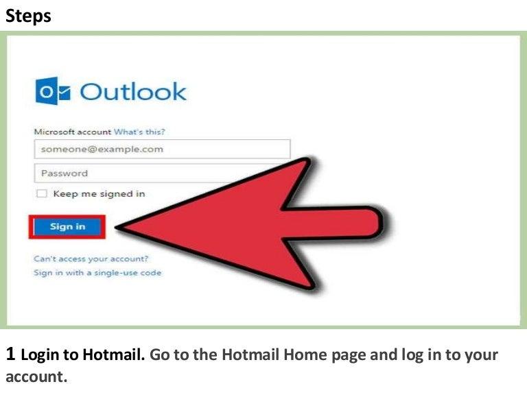 Com home hotmail www login Hotmail