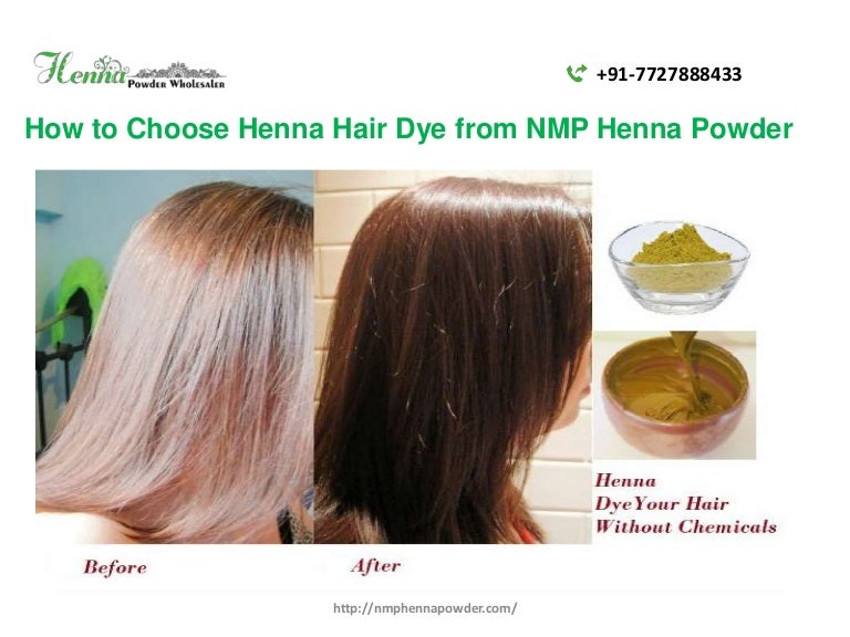 Best Henna Hair Color: How To Choose Henna Hair Dye From Nmp Henna Powder