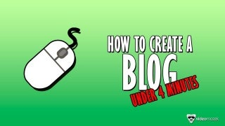 How To Create a WordPress Blog Under 4 Minutes