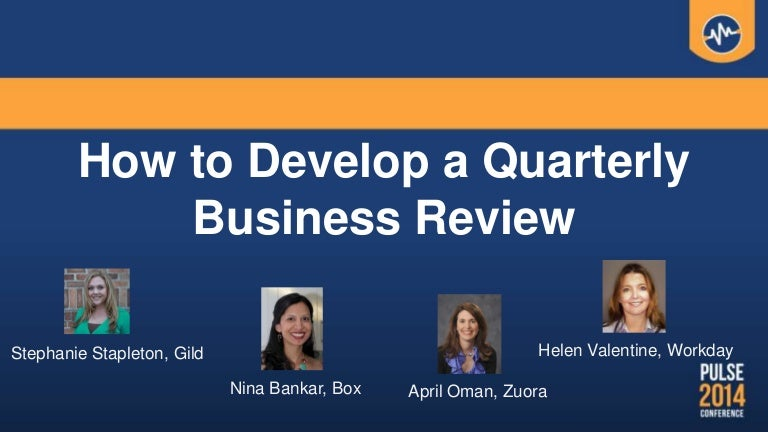 how to develop a quarterly business review. Black Bedroom Furniture Sets. Home Design Ideas