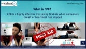How to do a CPR procedure during an Emergency – LearnEngg's Animated Illustration