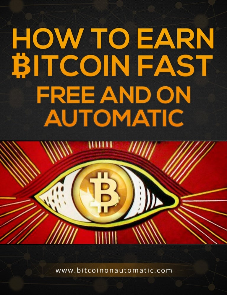 how to earn bitcoin instantly