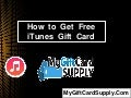 How to Get Free iTunes Gift Card Legally