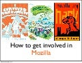 How to get involved in Mozilla