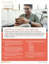 How to get started on Twitter (for health plan marketers)