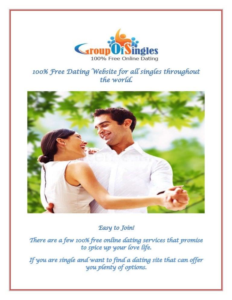 Internationell gratis dating online
