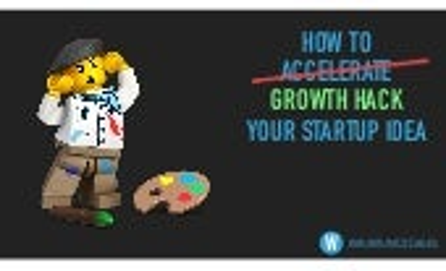 How to growth hack my startup idea  tommaso di bartolo slideshare