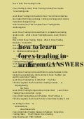 How to learn forex trading in urdu download and review
