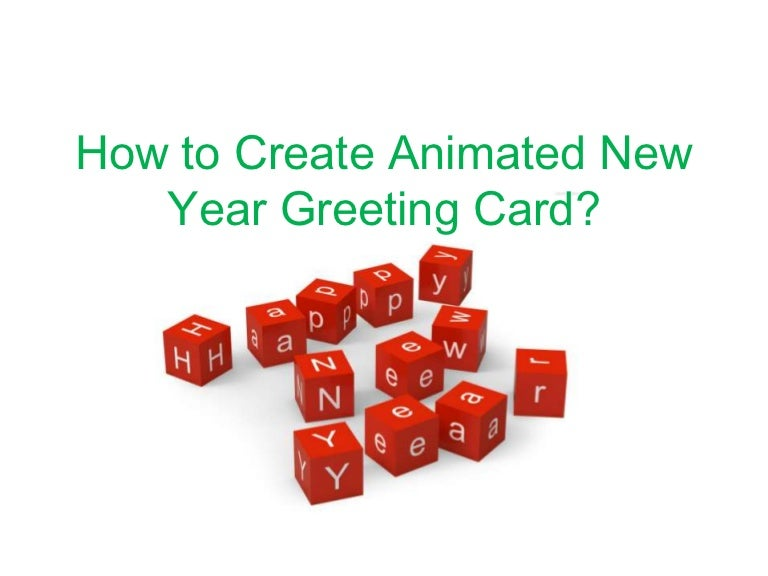 Tutorial about how to design handmade new year greeting card m4hsunfo