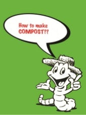 How to make compost in a bucket