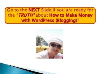 How to Make Money with WordPress? Get Guru Money Blogging!