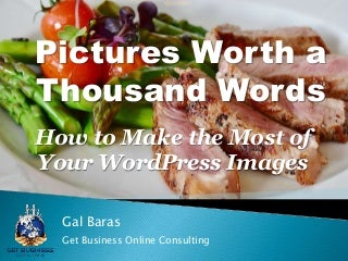 How to make the most of your WordPress images