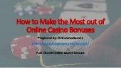 free online casino slots canada