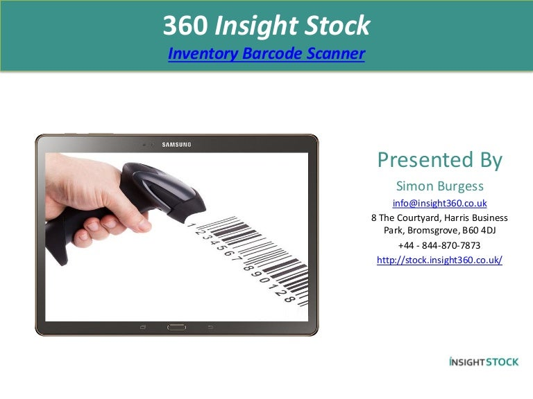 How To Manage Your Inventory System With Barcode Scanner
