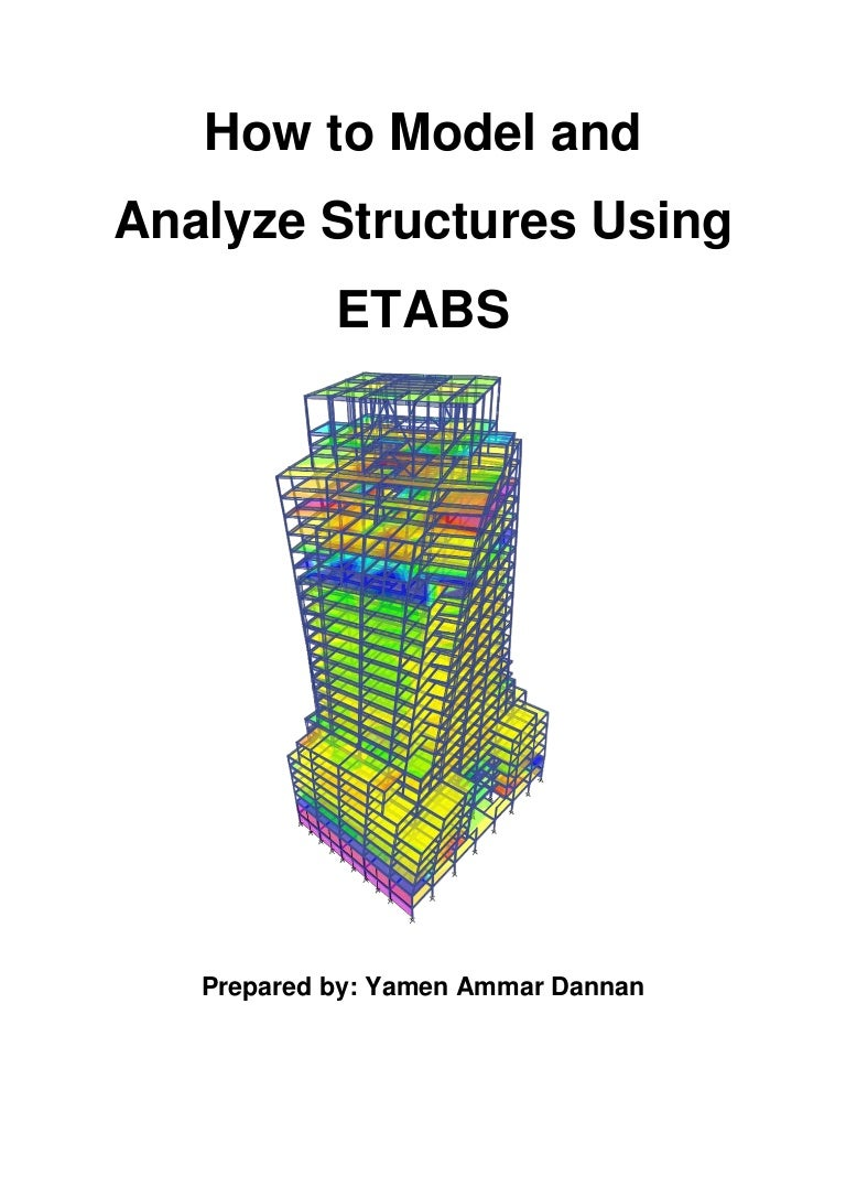 How To Model And Analyse Structures Using Etabs Draw Shear Force Bending Moment Diagram For Simply