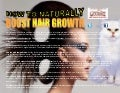 How to naturally boost hair growth
