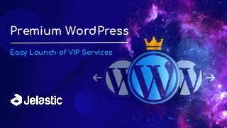 How to Offer Enterprise WordPress Services for Highly-Loaded Websites