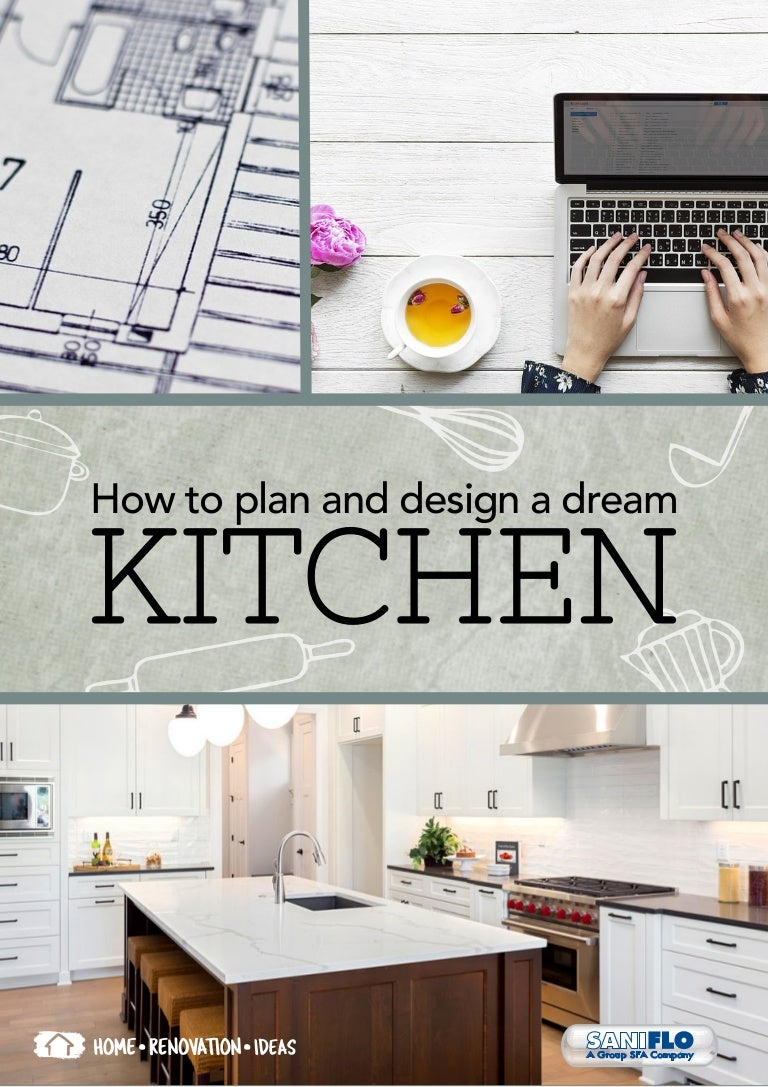 How to Plan and Design a Dream Kitchen   Kitchen Renovation Ideas