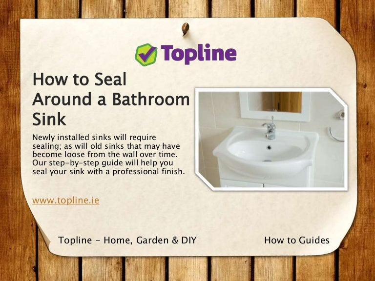Sink Seal - Prabhakarreddy com -