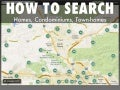 How to search for real estate and homes your way