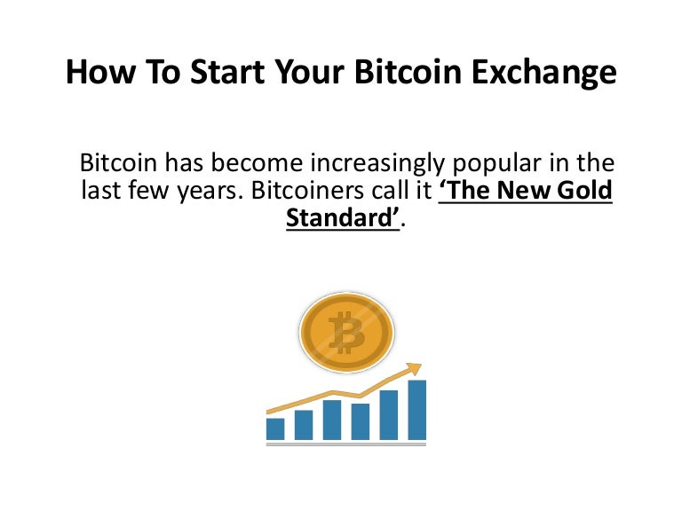 How to begin trading bitcoin