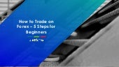 How to Trade on Forex