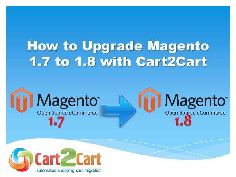 updating magento 1.7 to 1.8