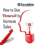 How to use Pinterest to Increase Sales
