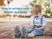 How to validate your mobile app idea