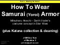 How To Wear Samurai Armor, 2 of 4