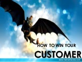How To #Win Your #Customers