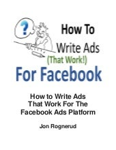How to write ads for facebook (that work!)