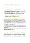 How To Write A Killer Cover Letter + Example + Free ...