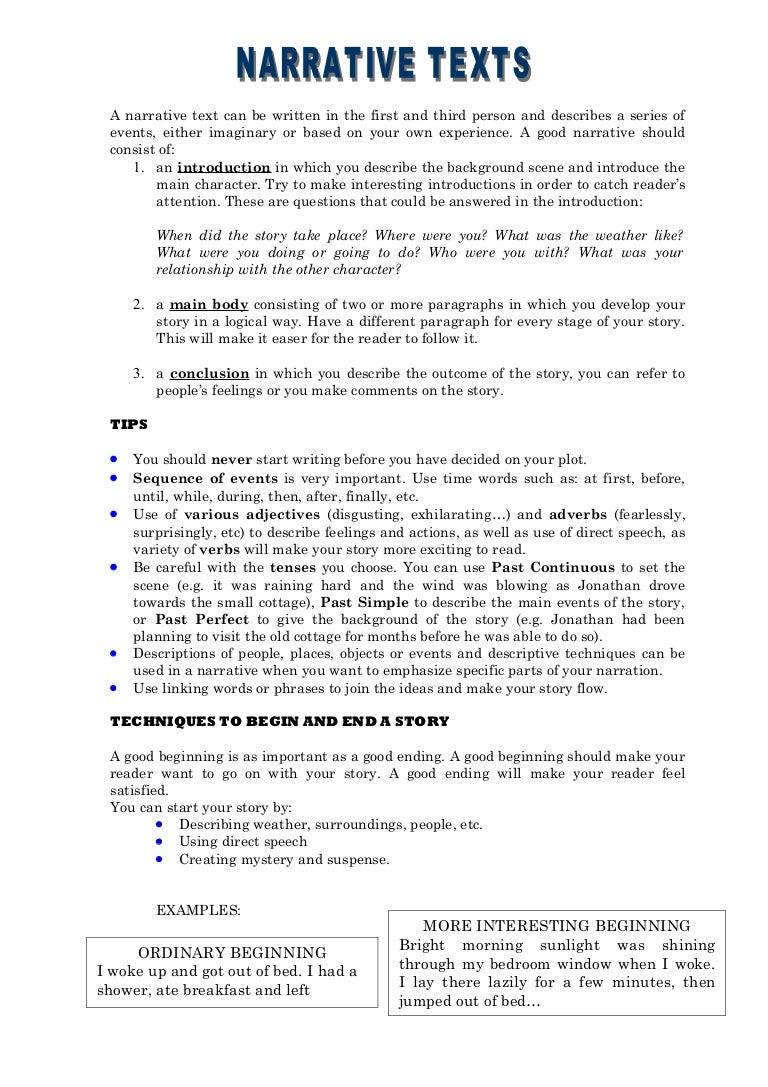 Resume Third Person Virtren