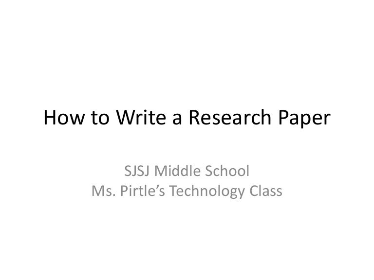 research paper examples high school