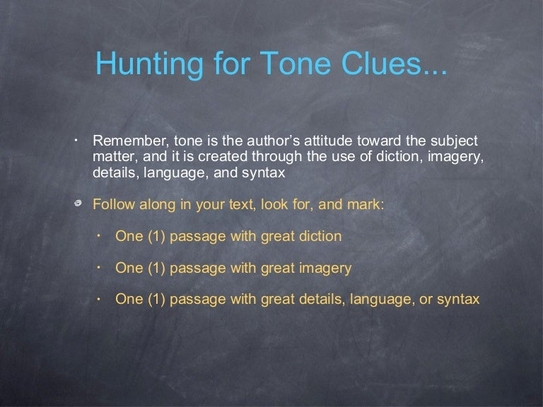 objective tone in essays The non-objective tone: judgmental and emotive to achieve an impersonal, objective tone in your writing, it is essential to avoid:  judgmental language: this is language that reveals that the writer is making a personal judgment of course, the academic writer is always making a judgment.