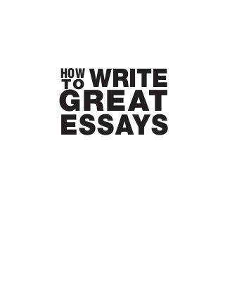 What skills do you think university equips you with other than being able to write essays?