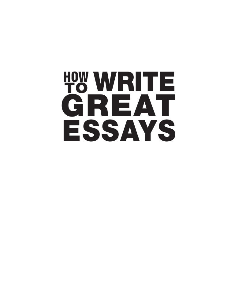 Graduating High School Essay  Persuasive Essay Samples High School also What Is The Thesis Of A Research Essay How To Write Great Essays Sample Essays High School Students
