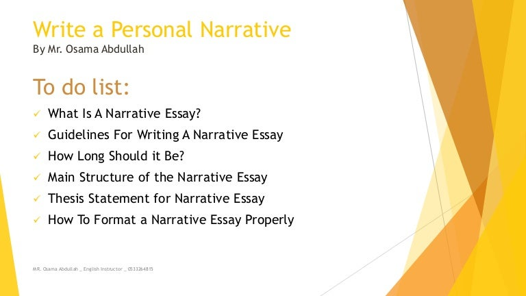 Thesis examples for narrative essay best masters essay ghostwriter sites gb