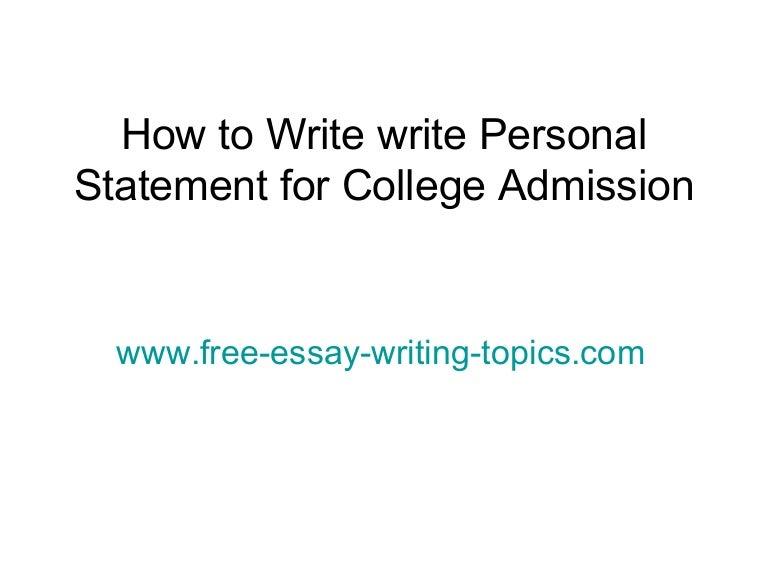uc essays