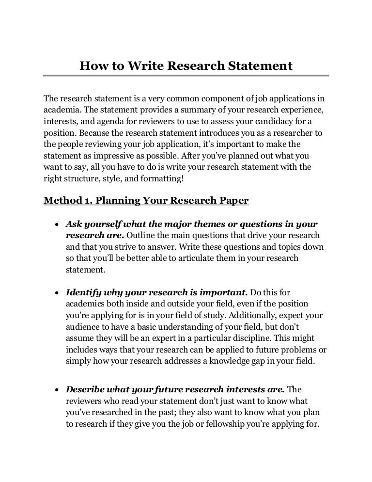 How to Write an Inquiry Paper | Synonym