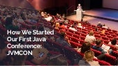 How we started our first java conference JVMCON