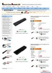Hp 487354 001 batería at www-baterias-portatil-es