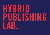 About the Hybrid PubLisHing Lab