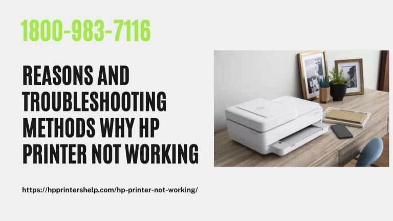 Hp Printer Not Working 1-8009837116 Hp Printer Error State | HP Printer Won't Print