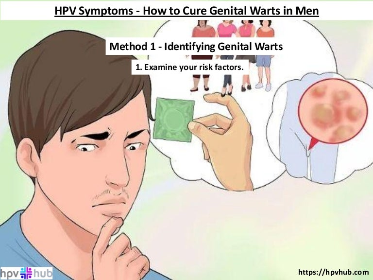 hpv cure for males