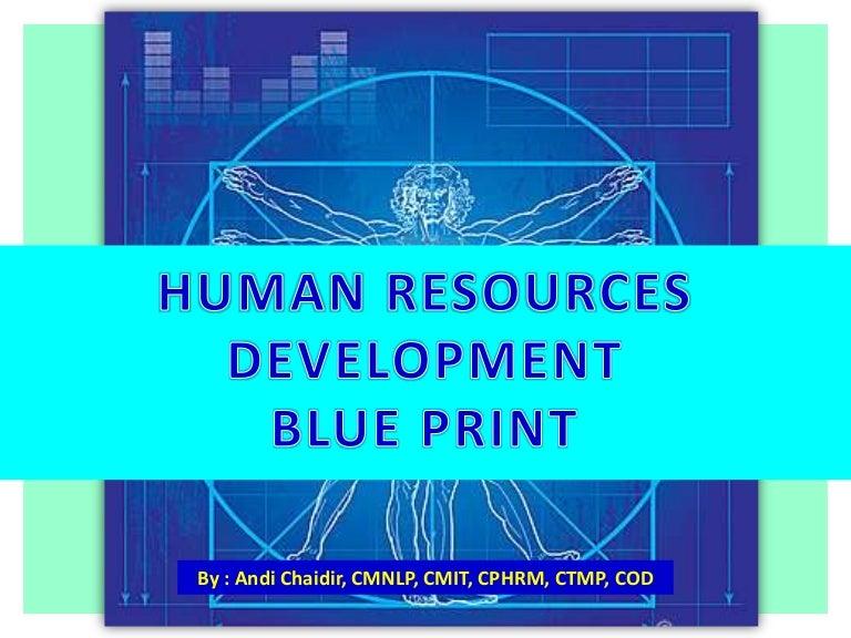 Human resorces development blueprint malvernweather Choice Image